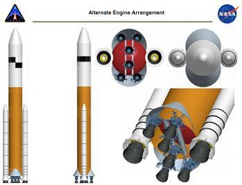 Ares V Engine Evaluations, via L2