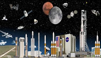 All the vehicles that could use KSC
