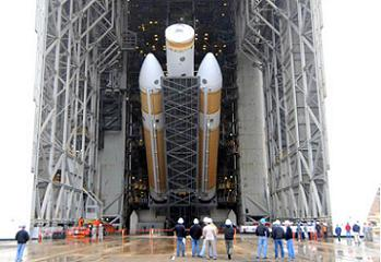 Next Delta IV-H in processing