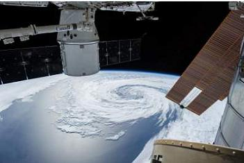 Dragon Berthed to the ISS