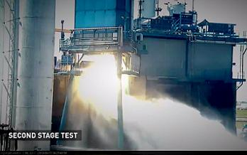 Second Stage VacD Test