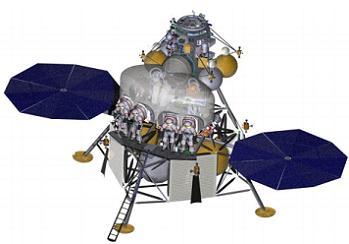 Con Ops Lunar Lander