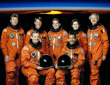 STS-45 Crew