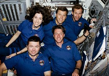 STS-56 Crew