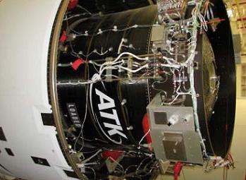 ATK Castor Stage on Antares, via L2