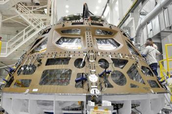 EFT-1 Orion