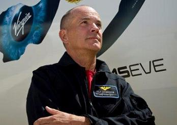 "Space Shuttle veteran Frederick ""CJ"" Sturckow"