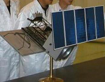 A Y-W Satellite