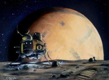 nasa mars landing human - photo #42