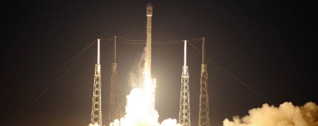 Falcon 9 v1 1 successfully lofts SES-8 in milestone launch