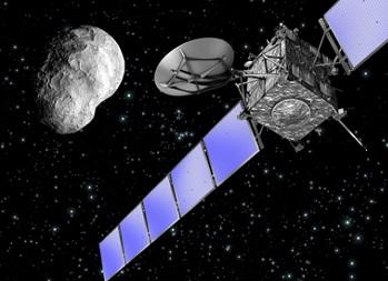 nasa comet lander name - photo #21