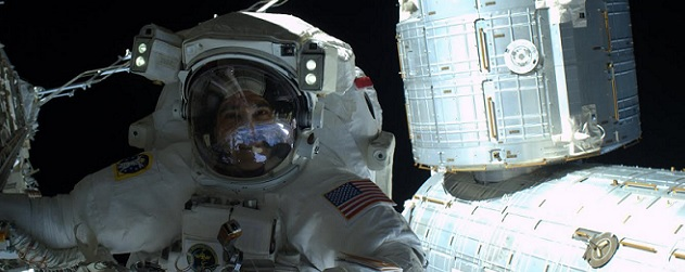 Astronauts completed speedy EVA to replace failed EXT-2 ...