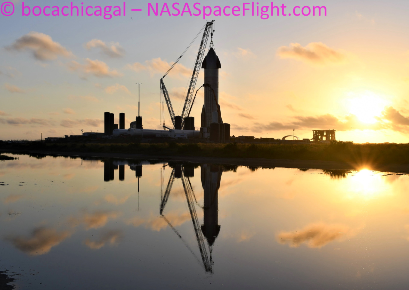 SpaceX Starship: The Continued Evolution of the Big Falcon Rocket