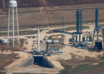 SpaceX Falcon 9 Static Fires ahead of OG2 RTF mission ...