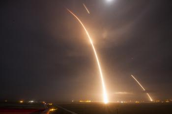 SpaceX landing streaks