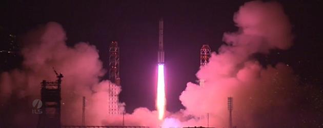 ILS Proton M successfully launches Eutelsat-9B - NASASpaceFlight com