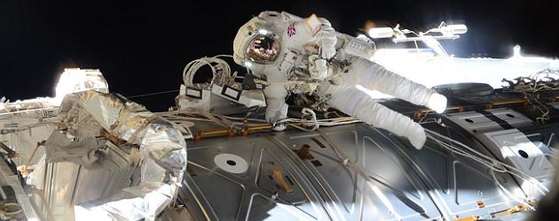 Astronauts repair ISS power Channel – first spacewalk for ...
