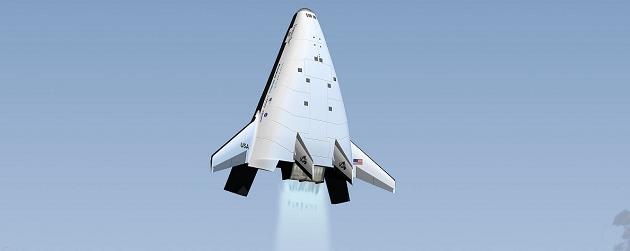 space shuttle x33 - photo #13