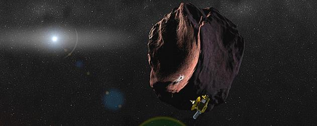 New Horizons prepares for New Year's Day 2019 Kuiper Belt ...