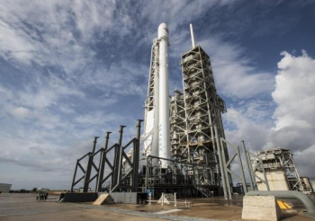 SpaceX to Attempt 1st West Coast Falcon 9 Rocket Landing