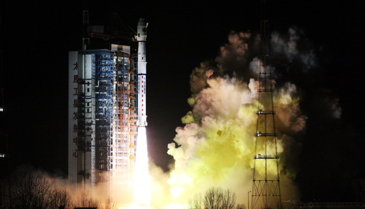 China launched its latest Fengyun-3 polar orbiting meteorological satellite  on Tuesday via a Long March 4C rocket. Launch – which included the HEAD-1  ...