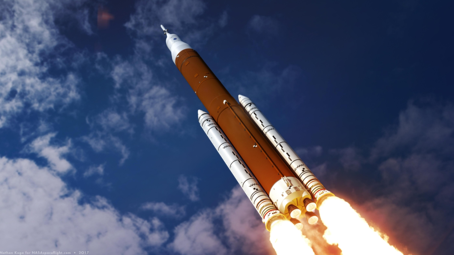Nasa Boeing Rewriting The Book On Building The Sls Core
