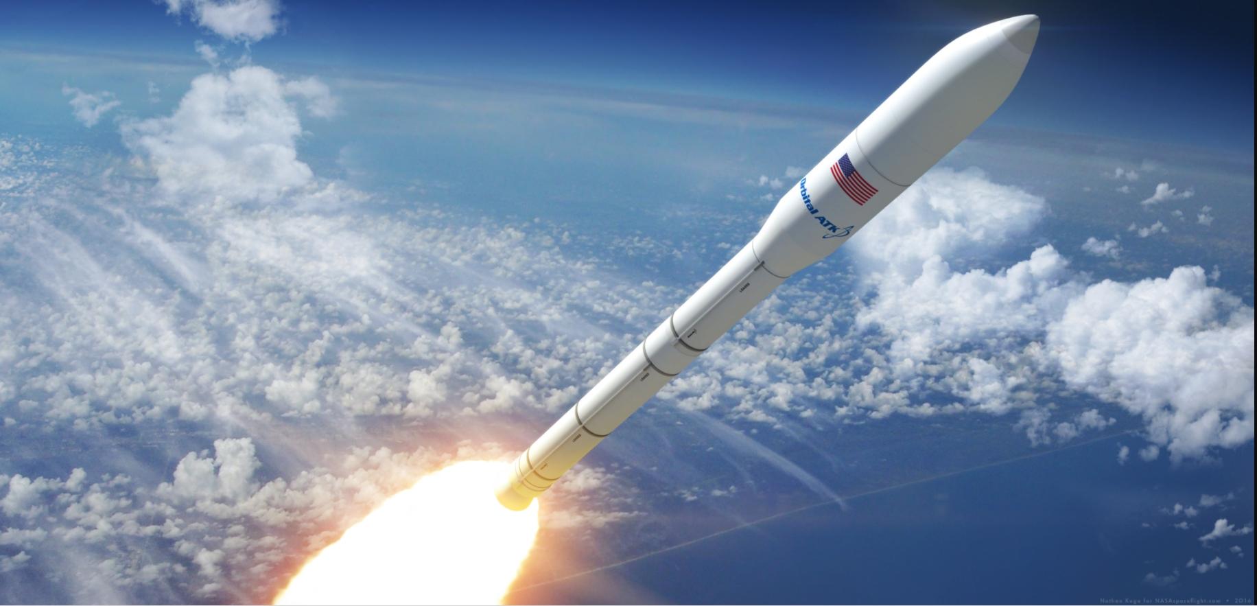 orbital atk preparing for next phase of ngl rocket development