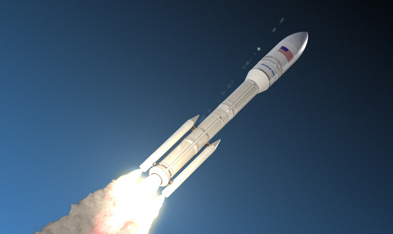 Orbital ATK Preparing For Next Phase Of NGL Rocket