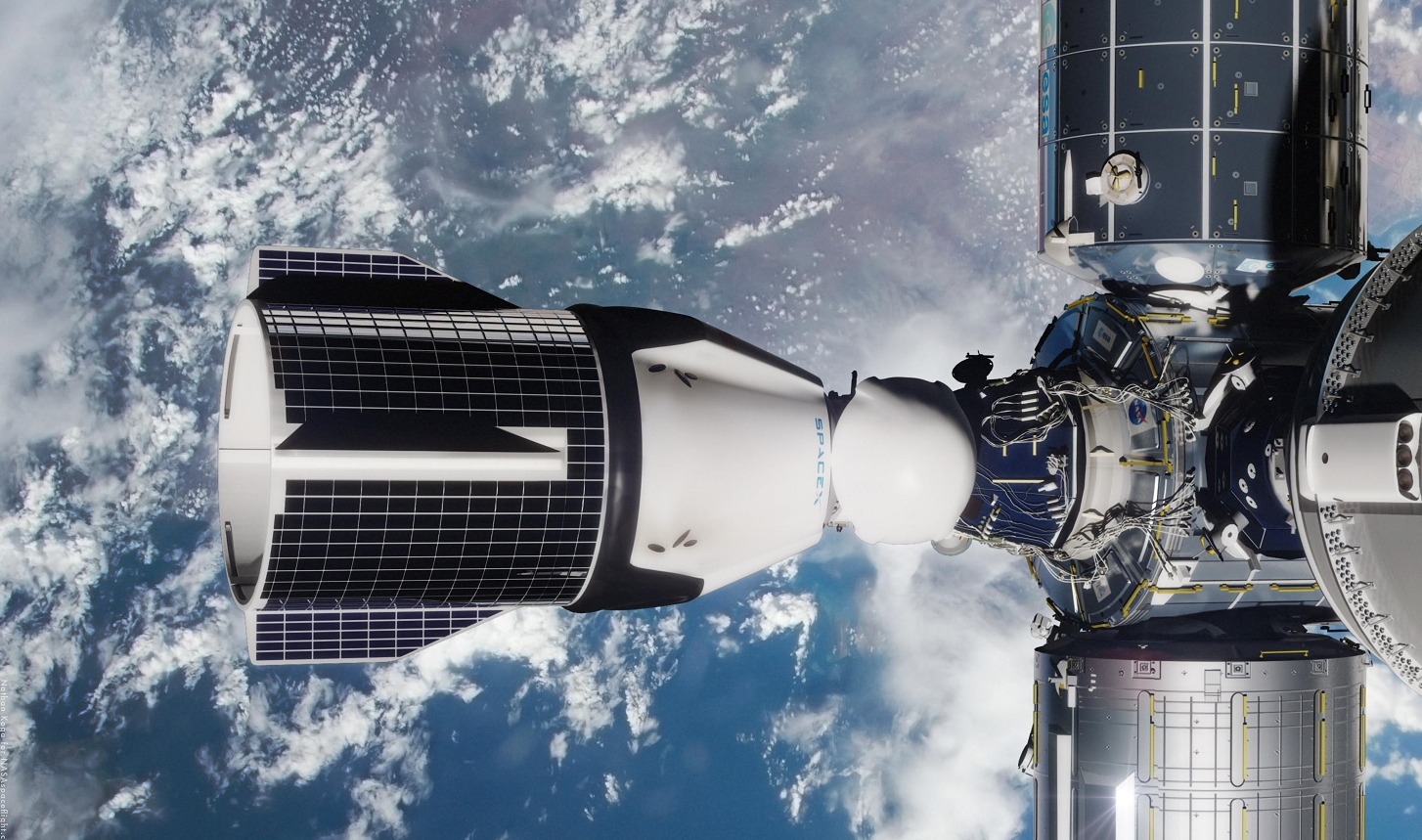 SpaceX makes progress toward Commercial Crew debut