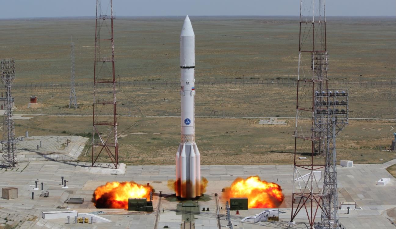 Northrop Grumman Satellite Servicing Spacecraft Launched Aboard Proton