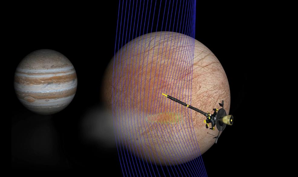 NASA confirms Galileo flew through Europa plumes, adds ...