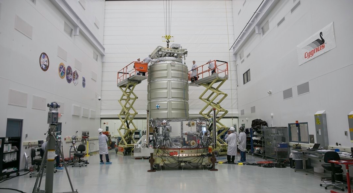 Antares set for OA-9 Cygnus launch to the ISS