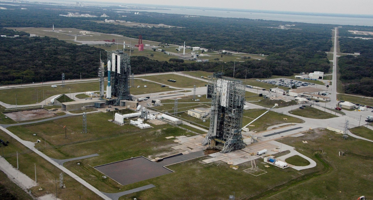 Officials Conduct Demolition of Cape Canaveral Air Force Station Launch Towers
