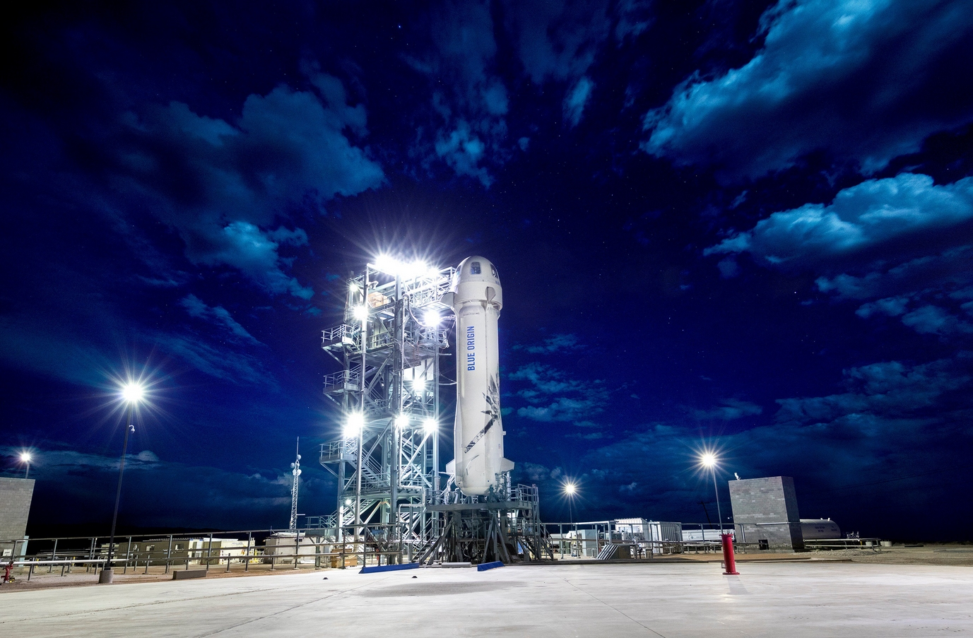 Blue Origin to push New Shepard safety regime with ninth test