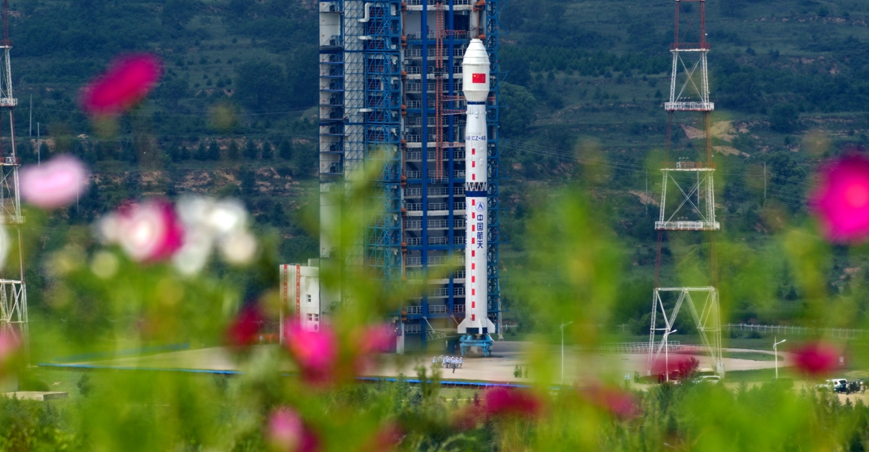 China launches new high resolution mapping satellite