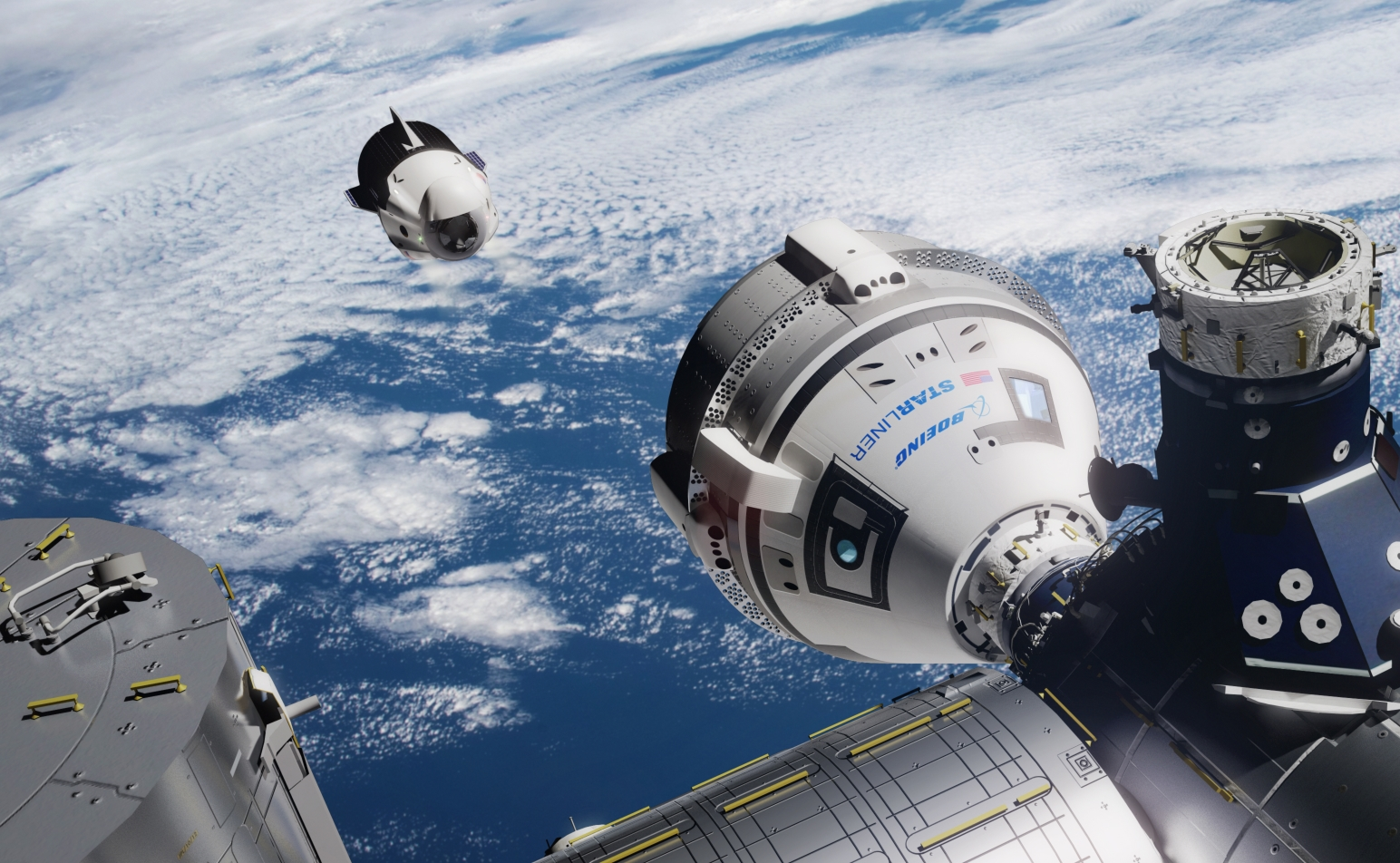 NAC provides Starliner, Dragon 2 update – Commercial Crew ...