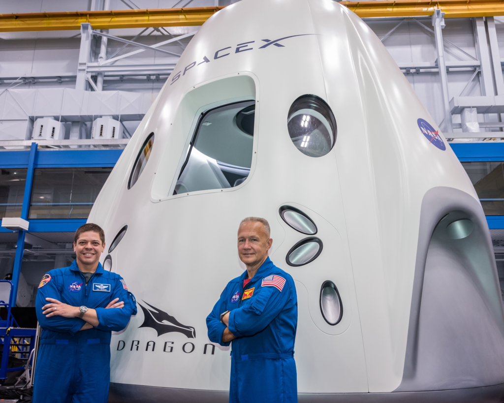 SpaceX suffers capsule anomaly during Florida tests