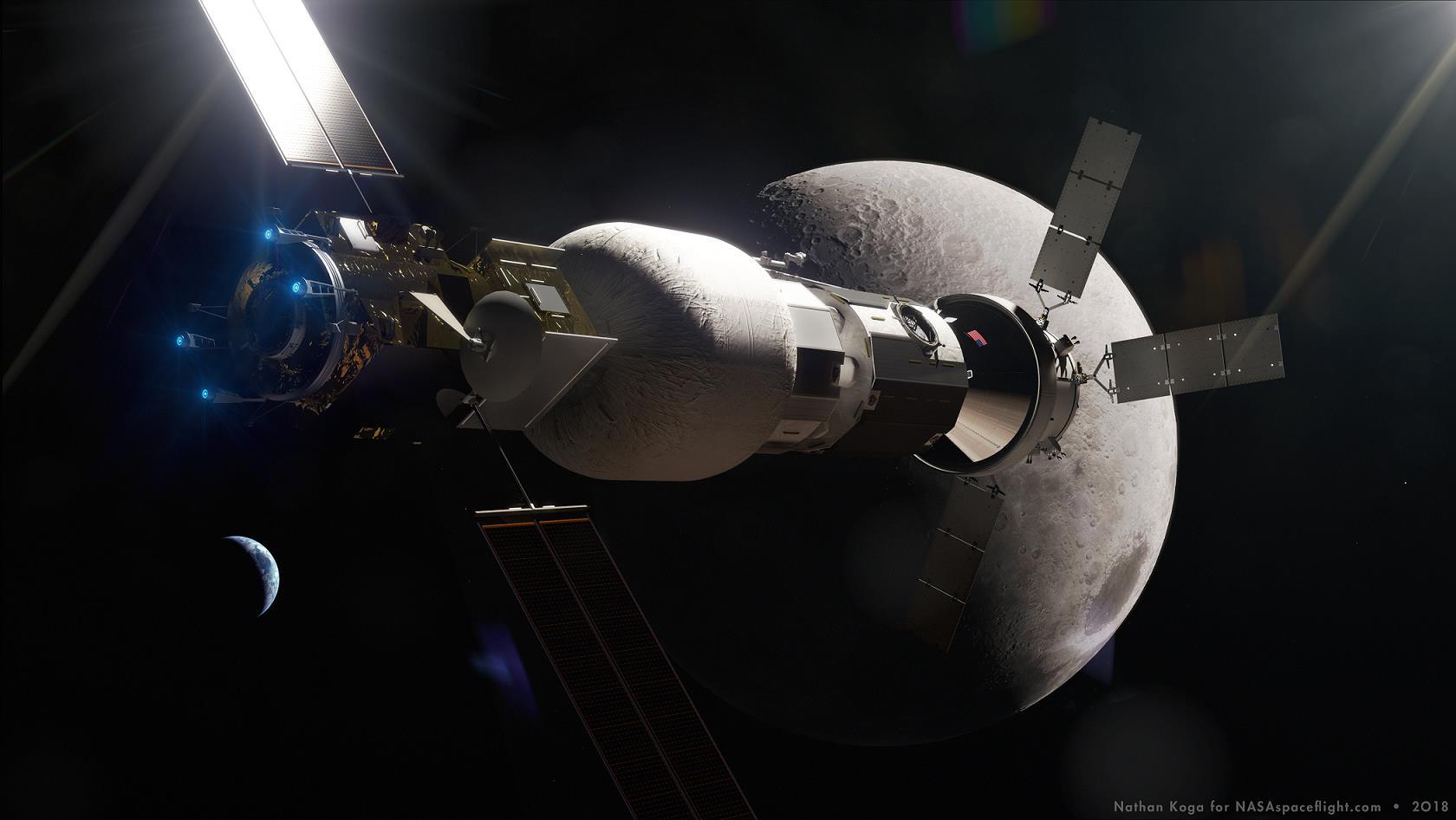 Resultado de imagen para gateway moon
