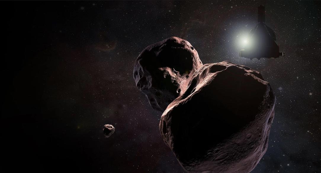 The Goblin, a dwarf planet, found far beyond Pluto