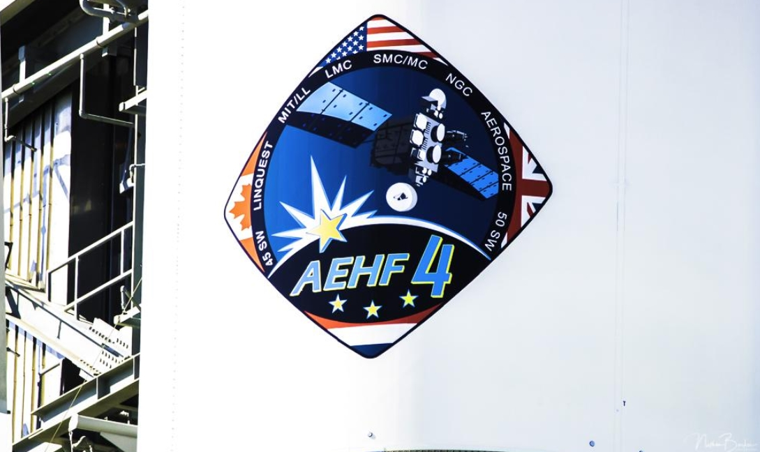 Atlas V 551 set for AEHF-4 launch for the US Air Force