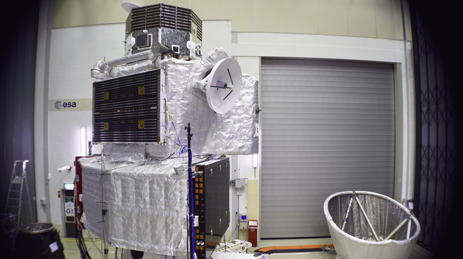 Ariane 5 set to boost BepiColombo mission to Mercury