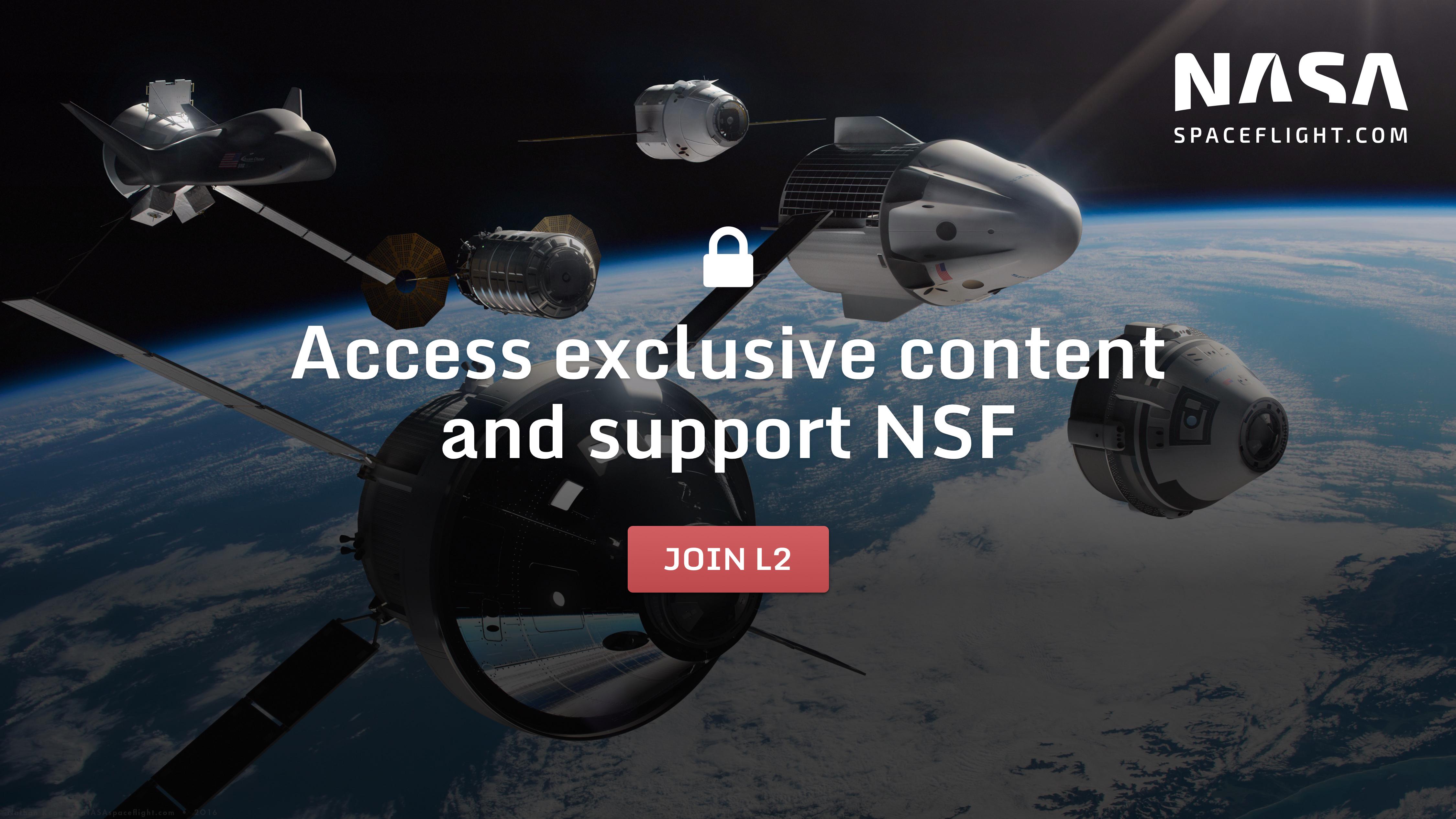 SpaceX está configurado para volver a iniciar la acción en medio de la actualización de estado de LSP - NASASpaceFlight.com