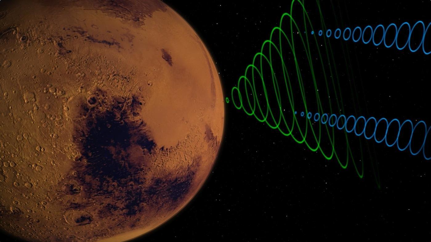 mars insight landing animation - photo #26