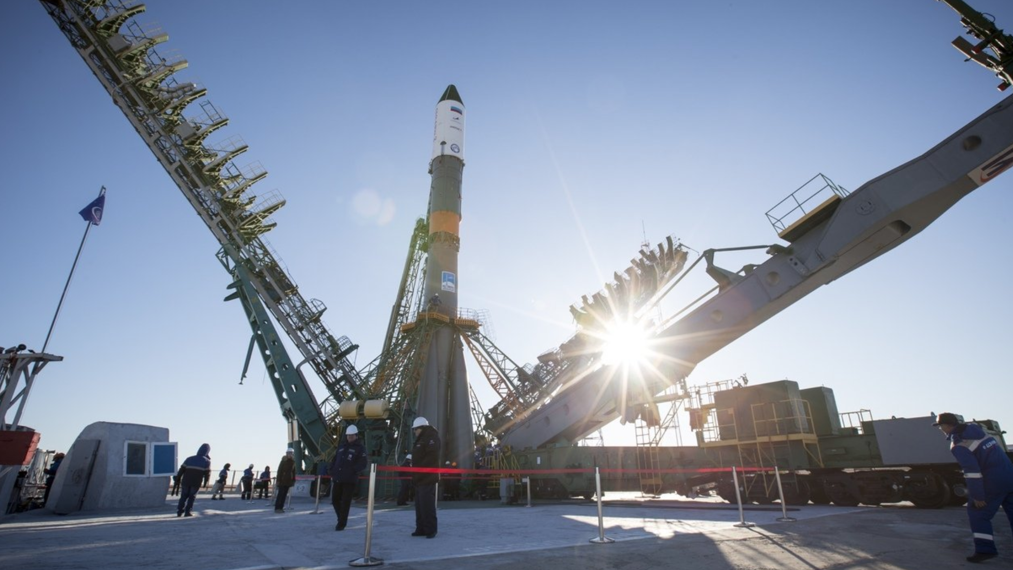 Soyuz cargo launch paves way for next crew to visit space station