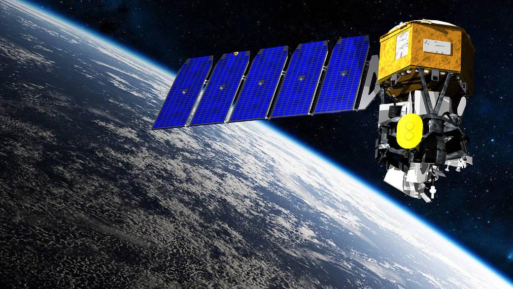 Nasa S Icon Mission On Northrop Grumman Pegasus Xl Rocket
