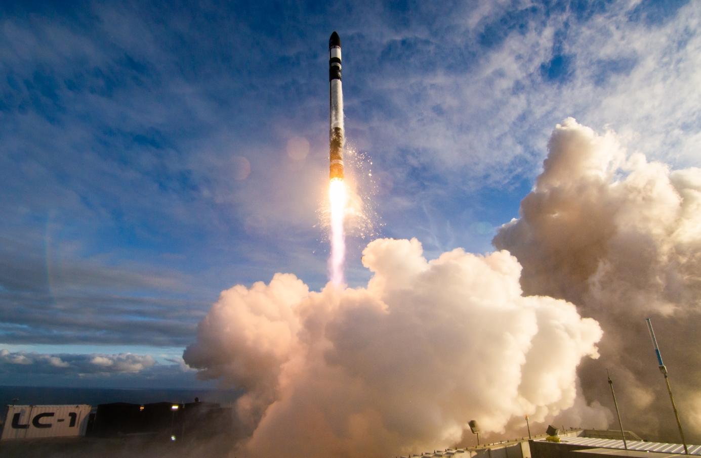 Rocket Lab Electron launches ELaNa-XIX mission