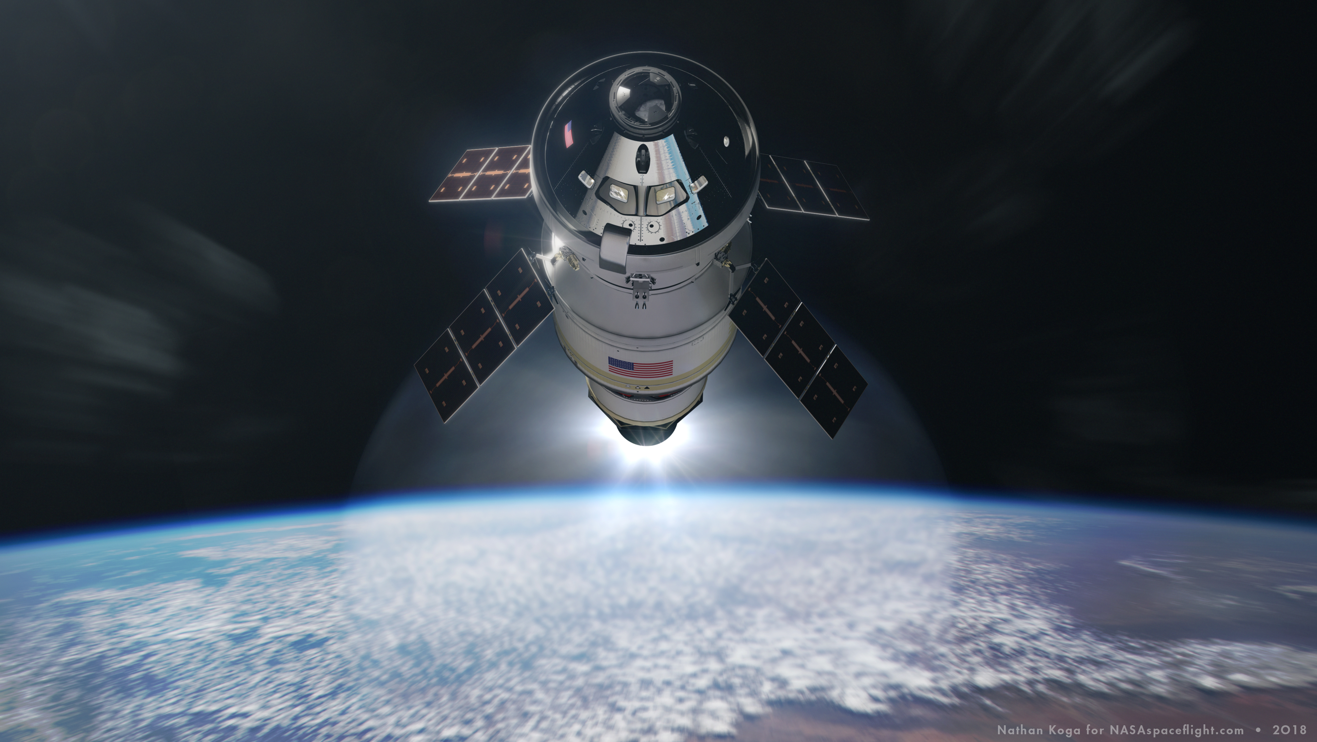 Crewed Orion spacecraft passes critical design review