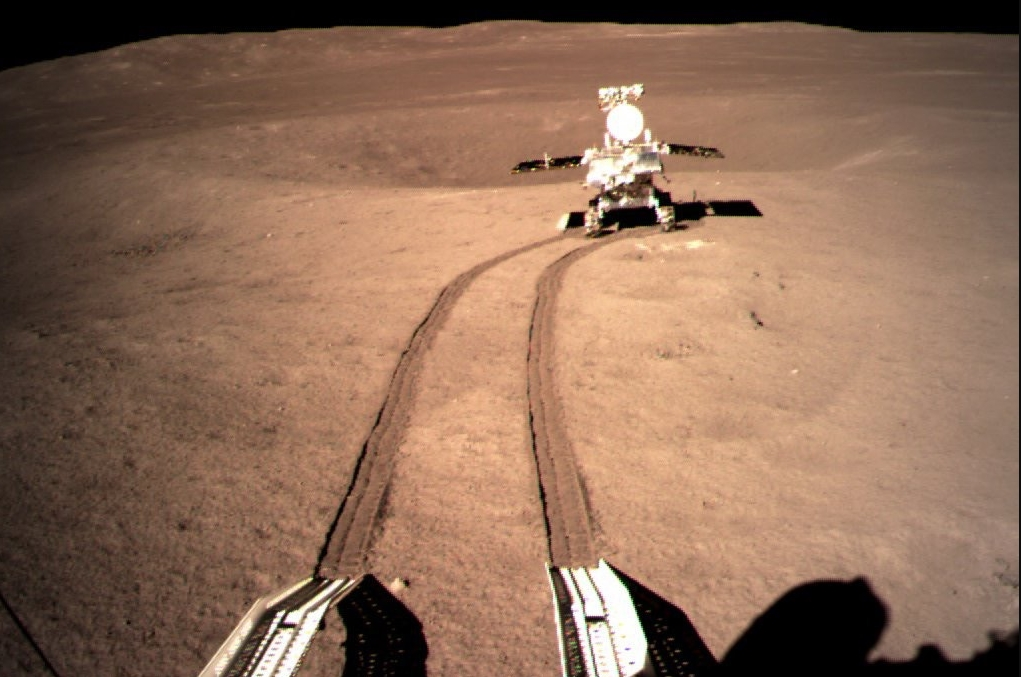 China lands Chang'e-4 mission on the far side of the Moon