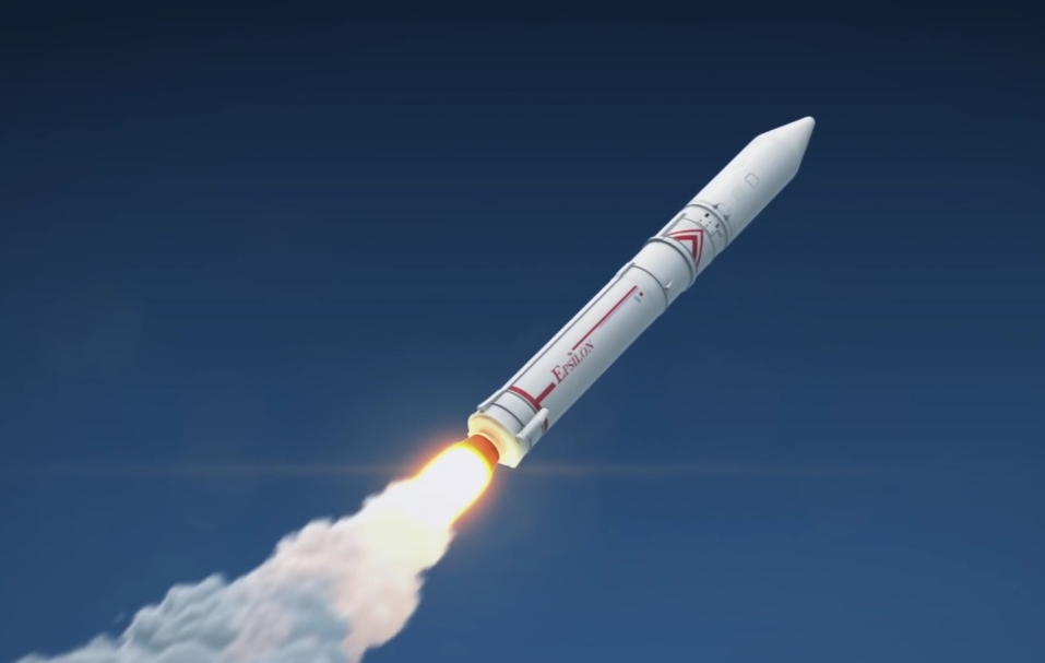 Japan launches Epsilon-4 rocket carrying private-sector satellites