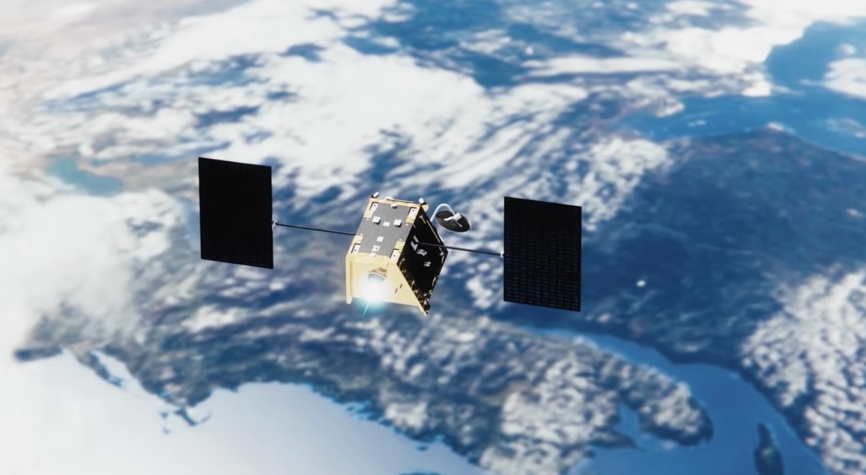 Airbus, OneWeb aim for new satellite era with first launch